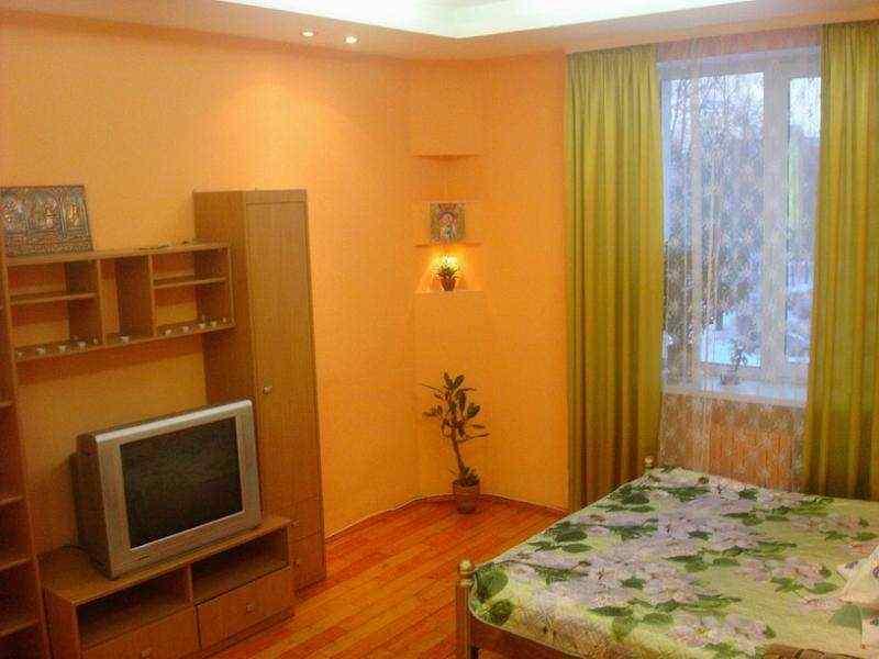1-но комнатная квартира с евроремонтом