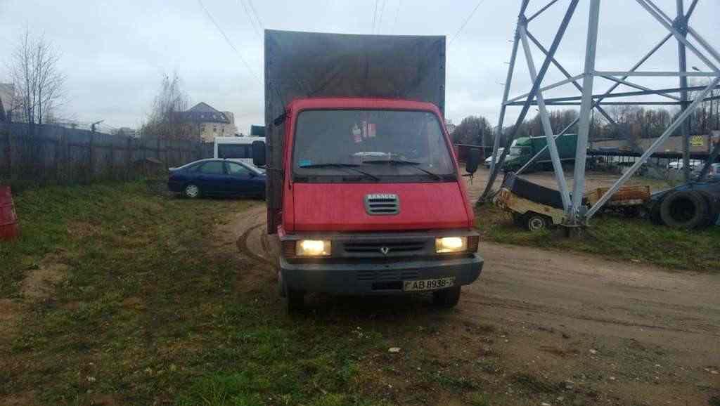 Услуги по грузоперевозке в Минске и РБ. Фото