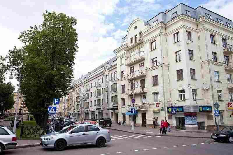 квартира.ЦЕНТР. р-н.гост.Минск,Growne plaza.. Фото