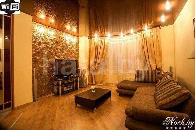 Апартаменты студийного типа «Рио» в новом доме! Дизайнерский ремонт. Фото