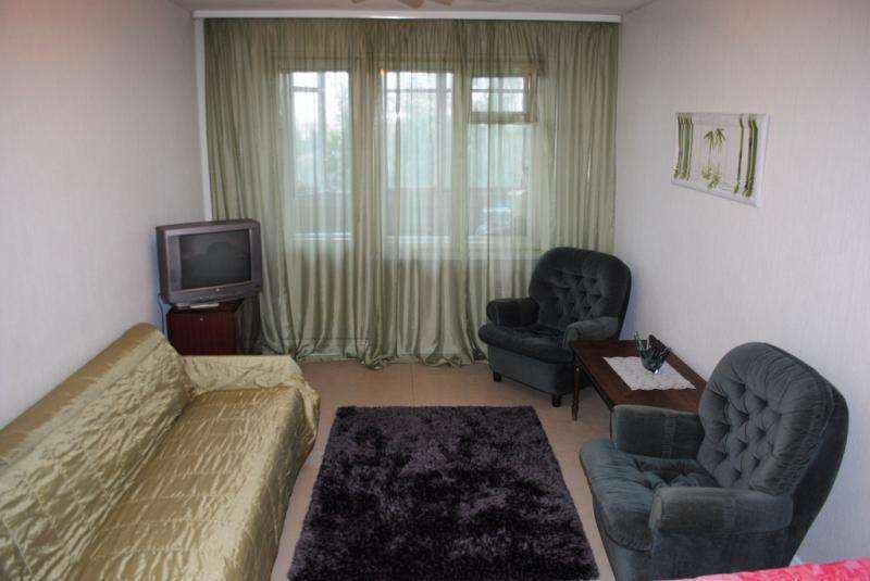 Уютная 1-комнатная квартира на пр. Рокоссовского. Фото