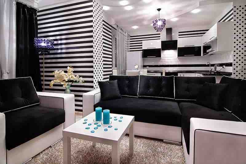 ул. Захарова (двухкомнатные апартаменты VIP-класса). Фото