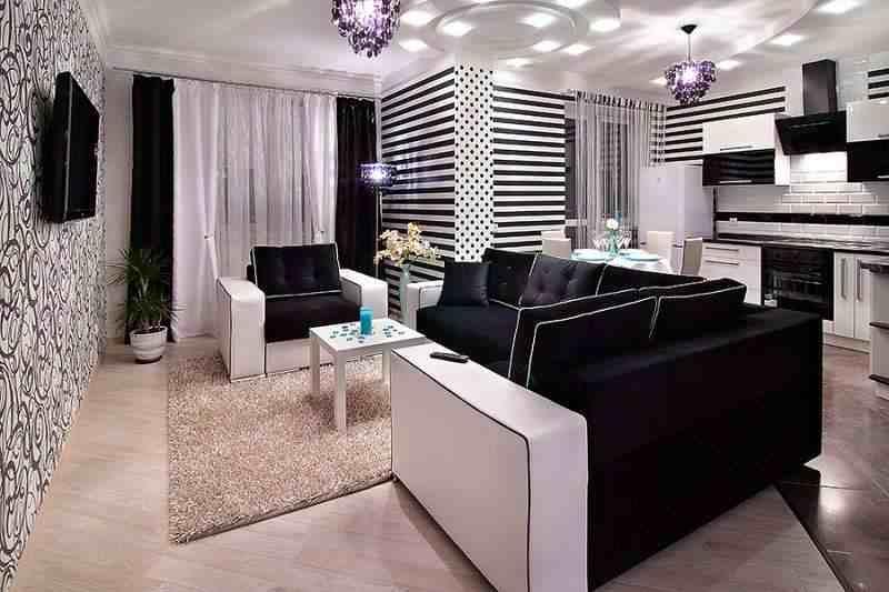 ул. Захарова (двухкомнатные апартаменты VIP-класса)