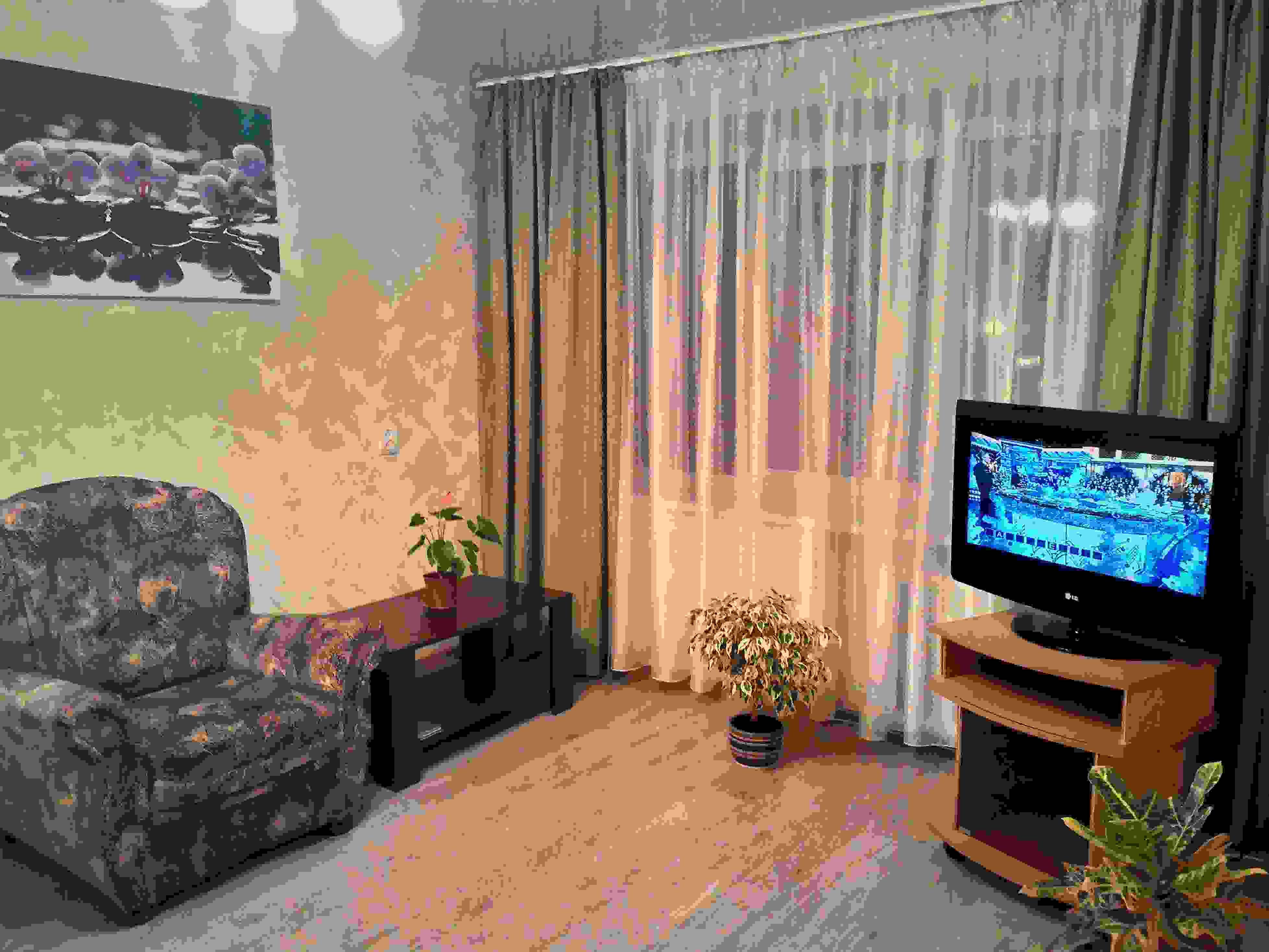 Сдается 1-комнатная квартира ул. Чкалова 9к2 на сутки, часы, недели (хозяйка квартиры)