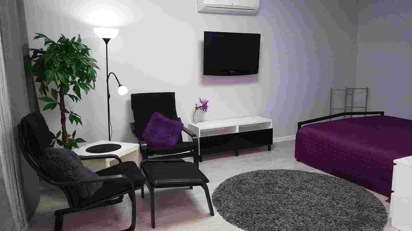 Комфортная квартира-студия возле м.Петровщина 35$