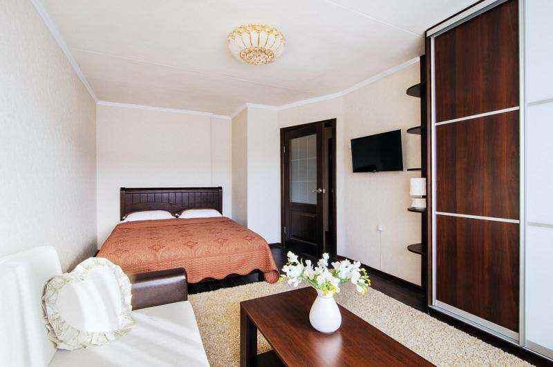 1-комнатная квартира в шаговой доступности от ст. м. Академия Наук. Фото