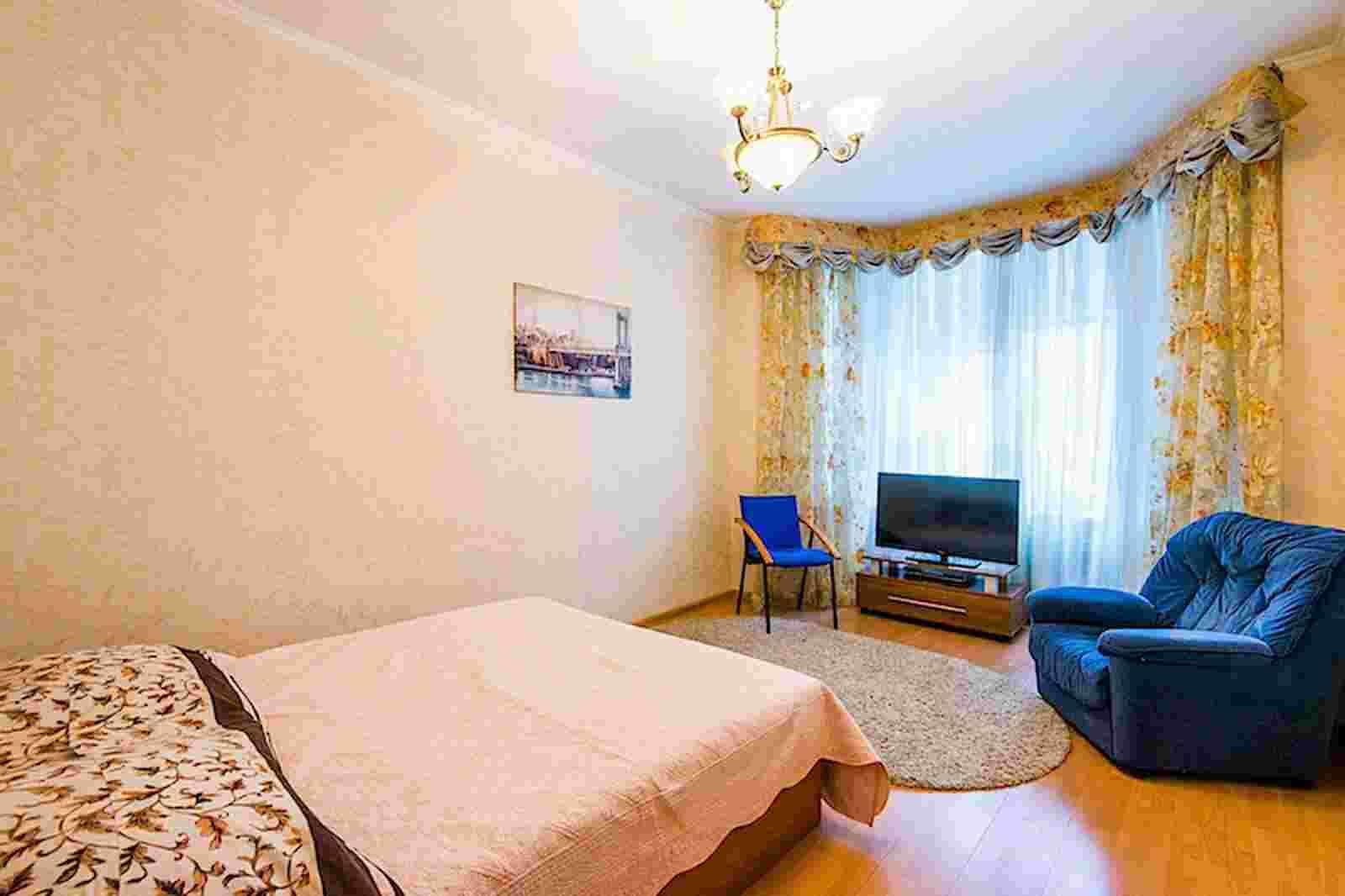 В самом центр Минска отличная 1-комнатная квартира