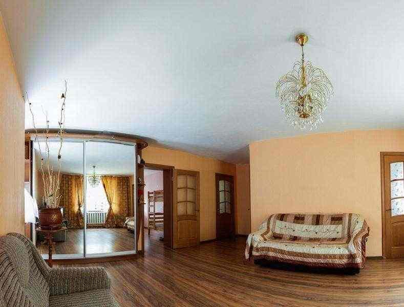 Сд-ся 4-х комнатная квартира в центре с евро ремонтом от 1 до 7 спальных мест