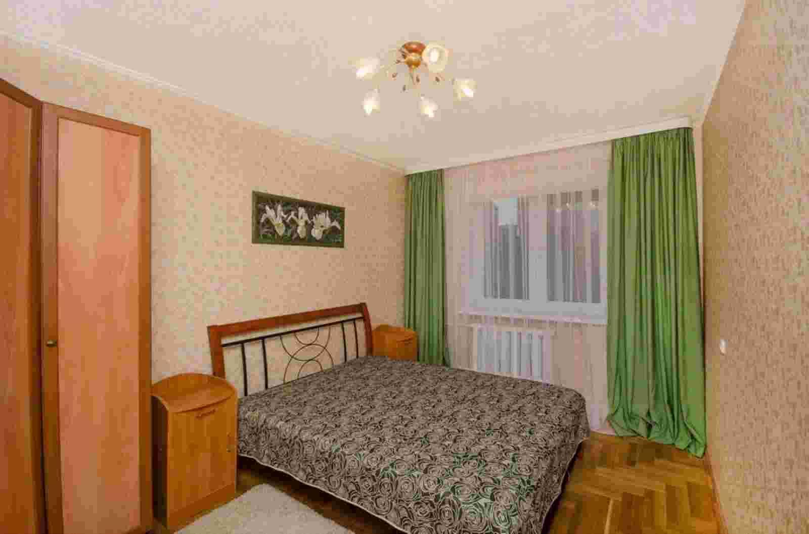 2-комнатная квартира в тихом центре