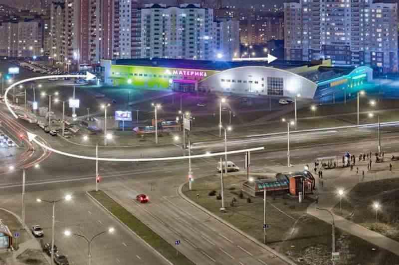 Элитная квартира на сутки возле метро Каменная Горка (Минск). Фото