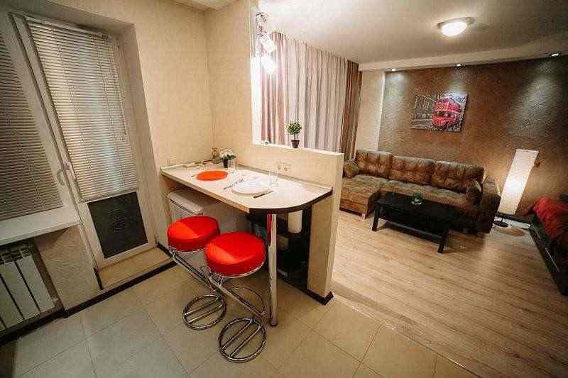 Квартира в центре на сутки. Фото
