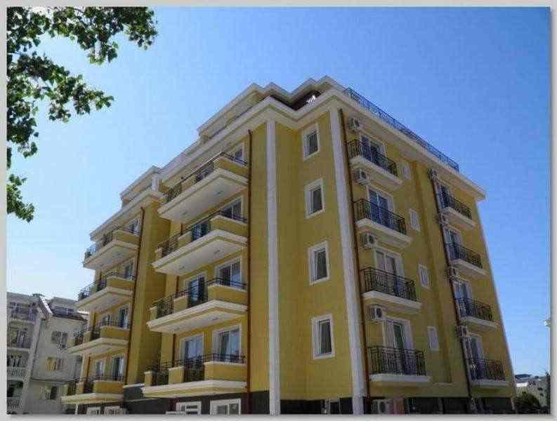 Новый жилой комплекс на Солнечном берегу.. Фото