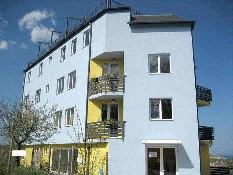 Жилой комплекс в южной части курортного городка Бяла.. Фото