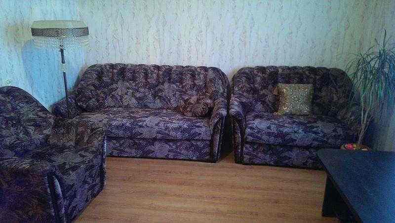 На сутки 2-х комнатная квартира в Пинске пл.Кирова. Фото