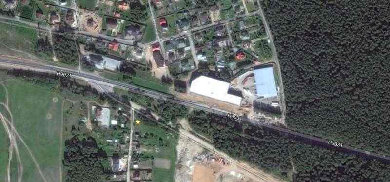 Продаётся участок 36 соток, Минск, р-н Уручье (Боровая). Фото