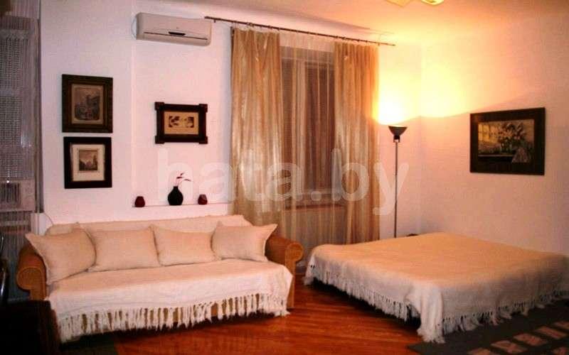 1 - комнатная квартира в центра Минска