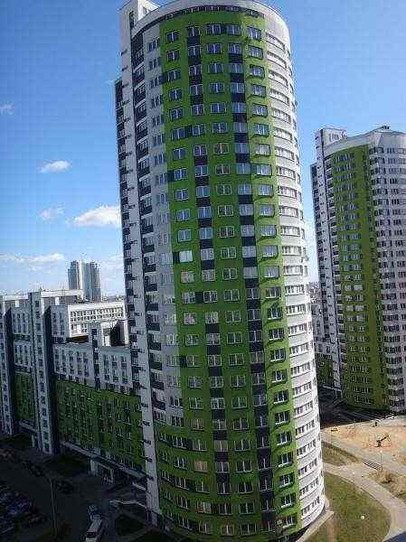 Сдается новая 2-х комнатная квартира в центре города. Фото