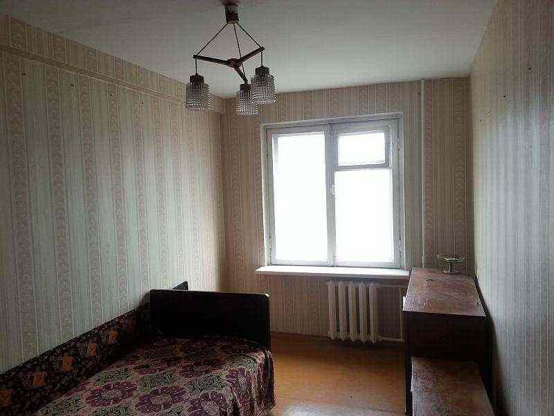 Квартира двухкомнатная рядом со станцией метро Пушкинская. Фото