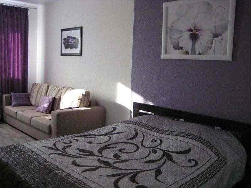 Уютная 1-комнатная кавартира