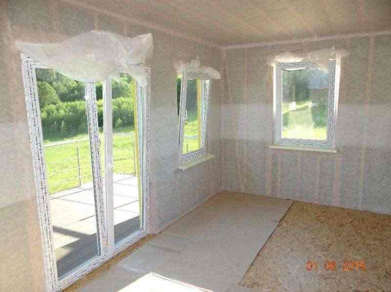 Продается жилой дом в д. Агарки. Фото