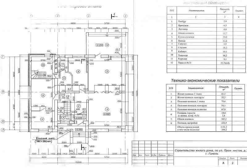 ул.Промнистая, д.3  в 104 мкр. г.Гомель (Центр радиационной медицины). Фото