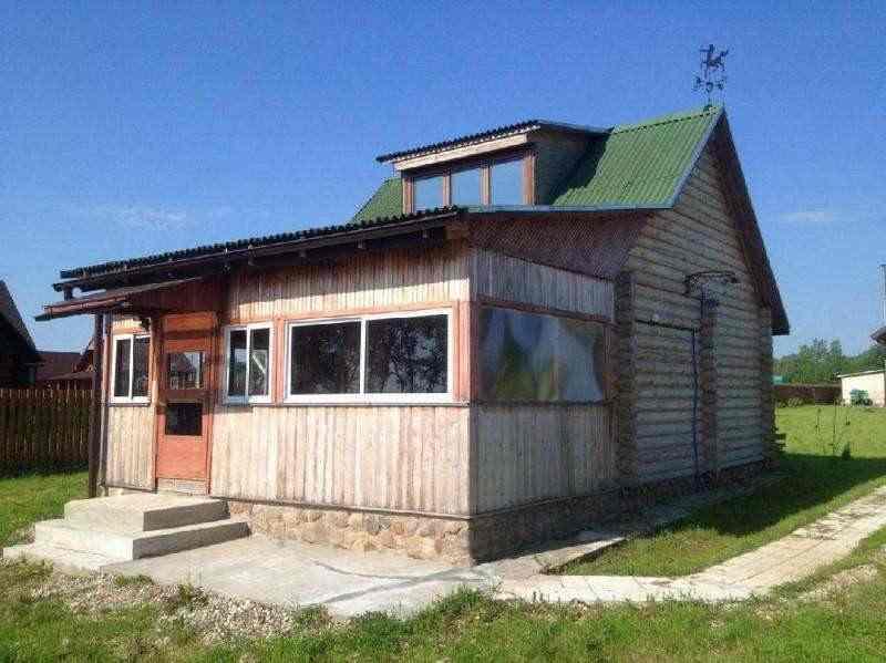 Продается коттедж в д. Можейки. Фото