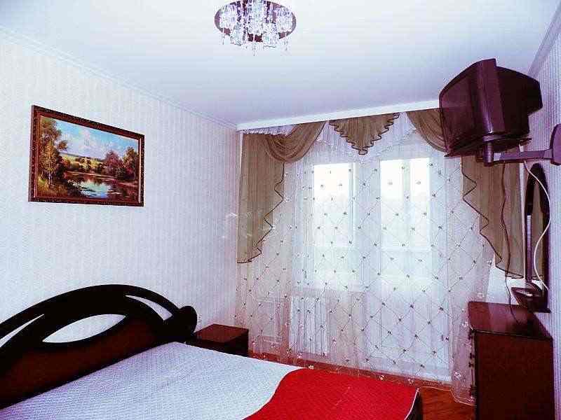 VIP-квартира на сутки в городе лида. Фото