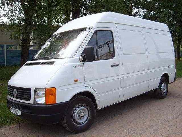 Услуги по перевозке, Volkswagen LT 35, грузоподьёмность 1,5 т санпаспорт. медсправка