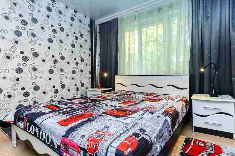 2-комнатная квартира с евроремонтом. Фото