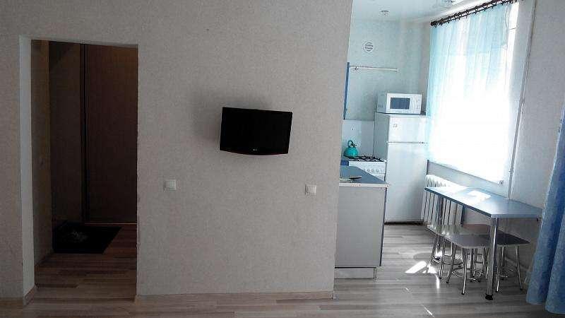 сдаётся однокомнатная квартира-студия на часы, сутки в центре Могилёва. Фото 2