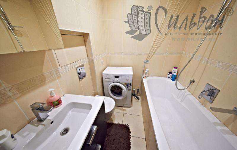 Сдам в аренду на длительный срок 1 комнатную квартиру, г. Минск, ул. Смолячкова, дом 10 (р-н Гикало). Фото
