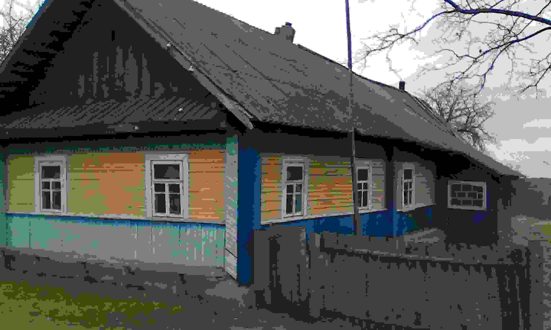 Дачный дом в Вилейском районе. Фото