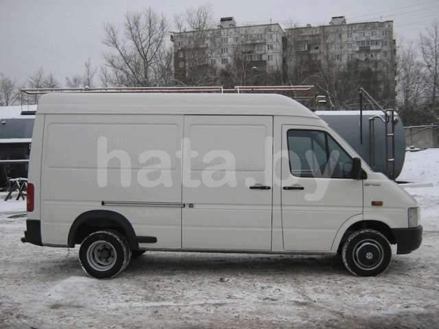 Услуги по перевозке, Volkswagen LT 46. Фото