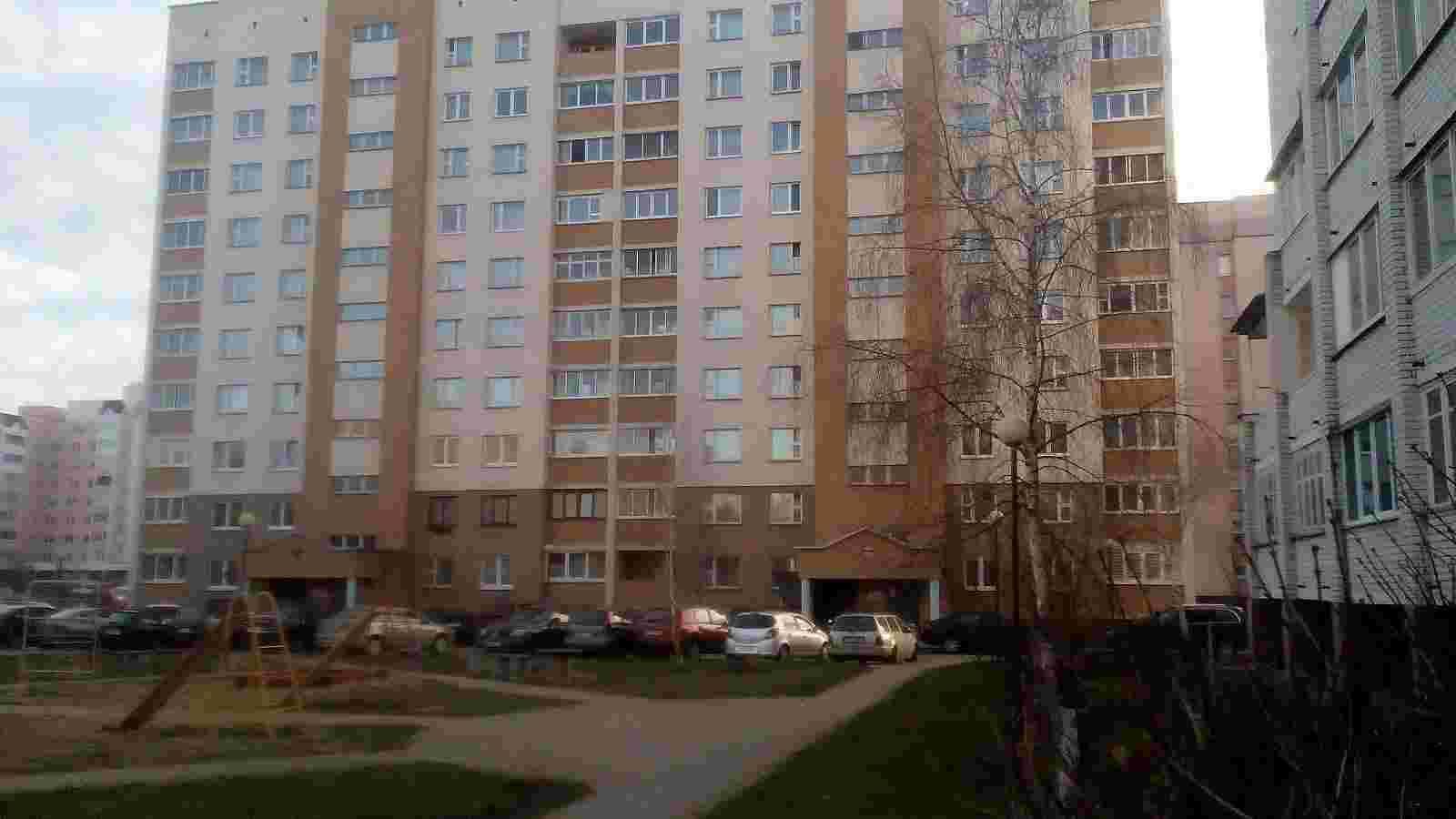 Продажа 2-комнатной квартиры: г. Гродно, Космонавтов проспект, 39б.. Фото