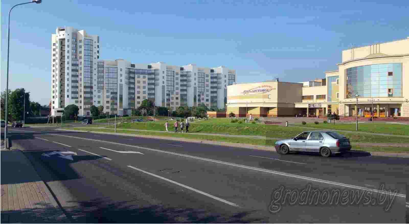 Продажа 2-комнатной квартиры: г. Гродно, Космонавтов проспект, 39б.