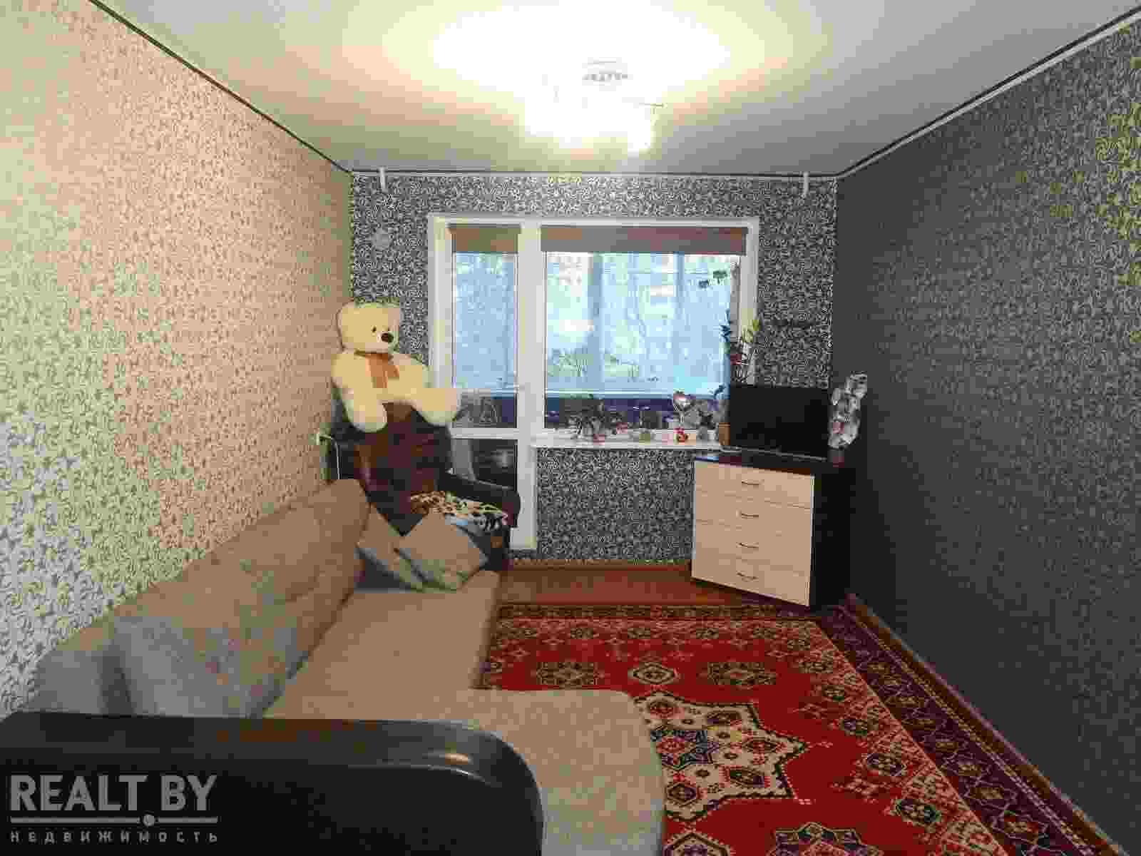 3-х комнатная квартира в хорошем районе Беды 21