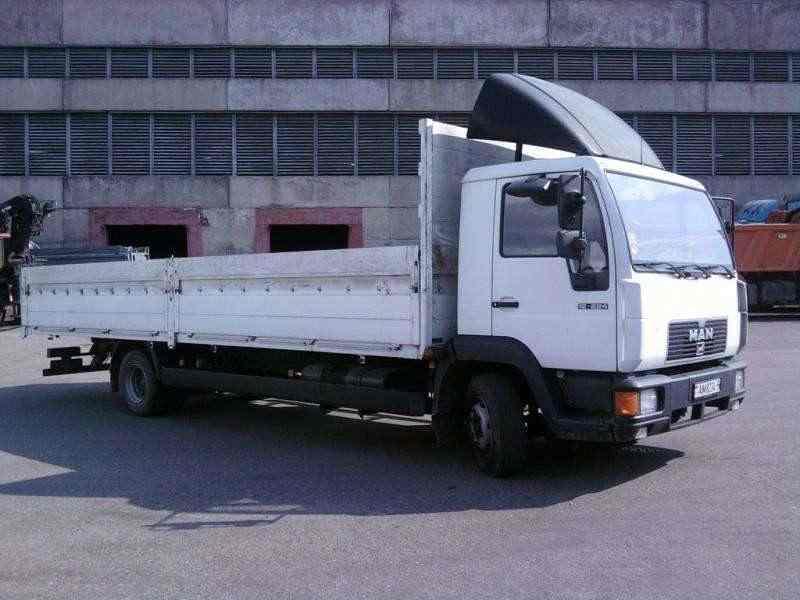 Услуги по перевозке, DAF. Фото