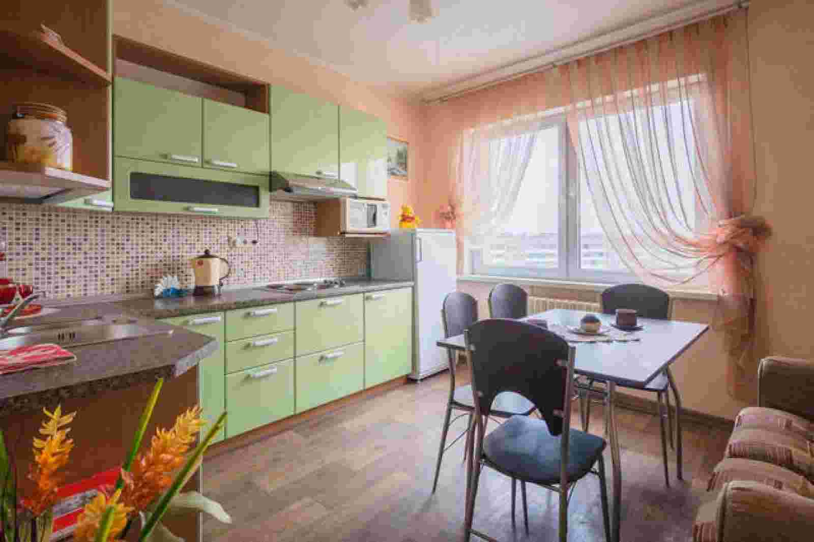Просторная, тёплая квартира у метро Спортивная