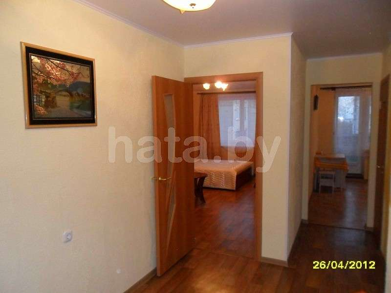 1-комнатная квартира на сутки в центре Могилёва, безлимитный WI-FI-доступ в интернет, IP-TV,   ремонт и мебель новые. Фото 2