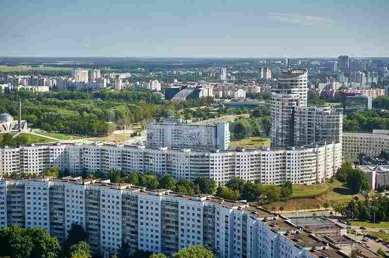 4-х комнатная квартира, г. Минск, ул. Кальварийская, д.16 (р-н Немига, Короля). Фото