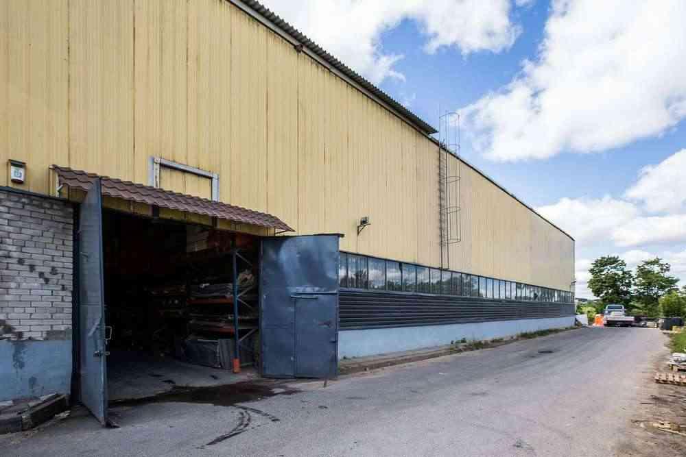 Аренда коммерческие помещения 1720.0 м2, Литва, Вильнюс. Фото