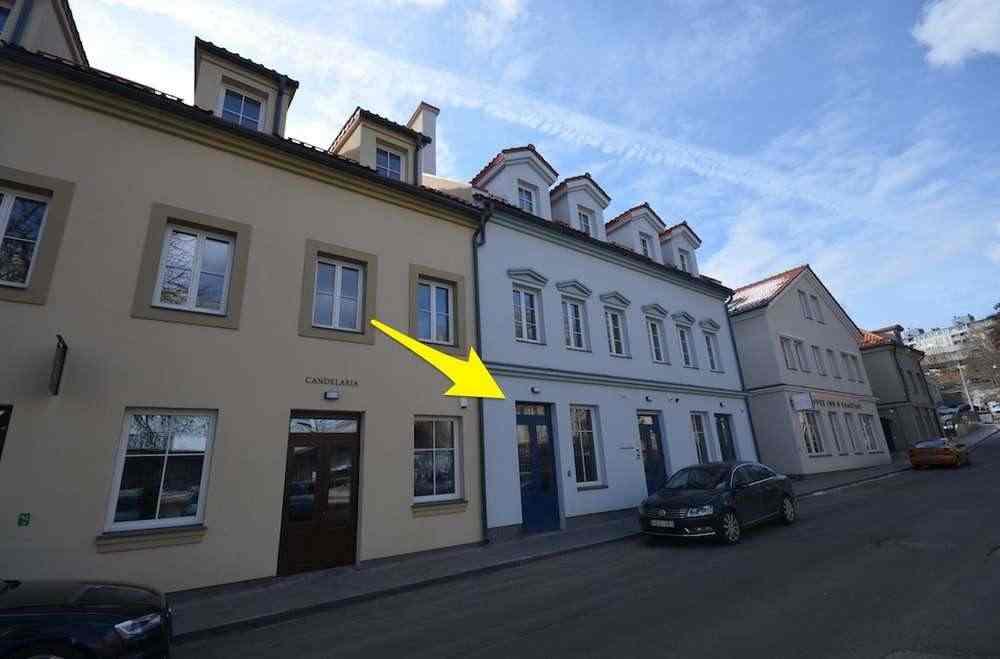 Аренда коммерческие помещения 54.46 м2, Литва, Вильнюс. Фото