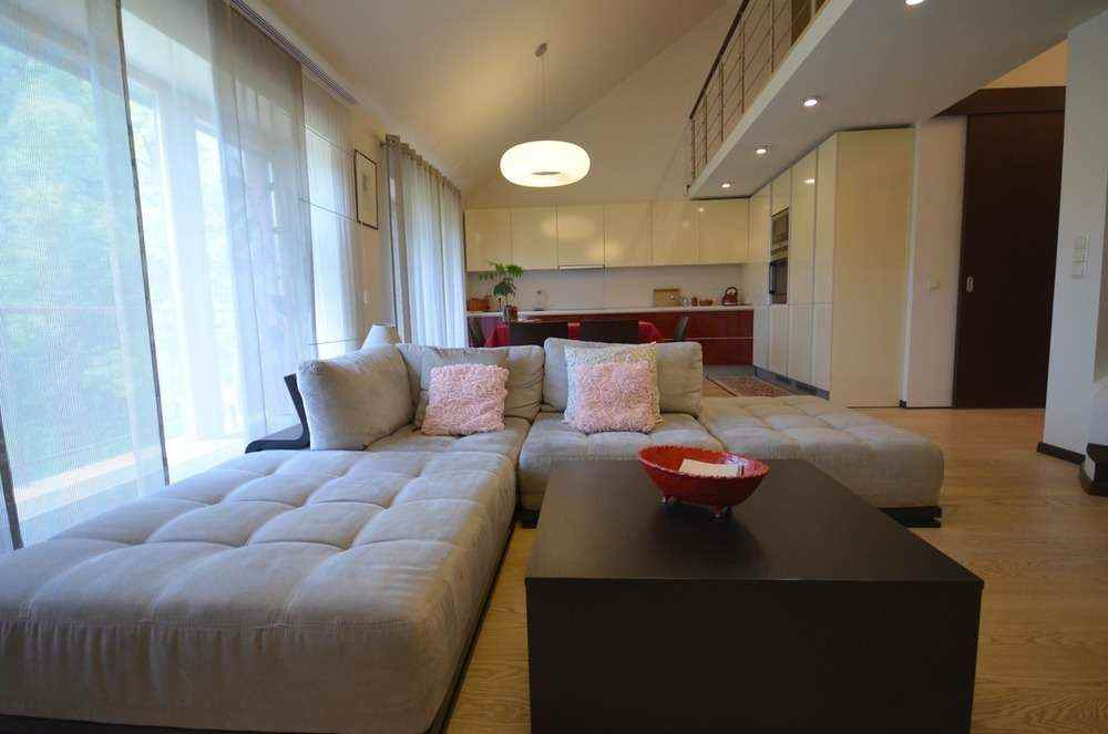 Аренда квартиры 120.0 м2, Литва, Вильнюс. Фото
