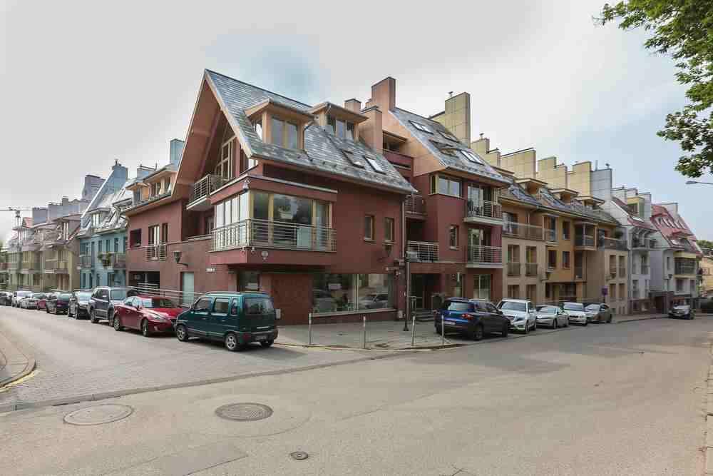 Продажа квартиры 39.0 м2, Литва, Вильнюс. Фото