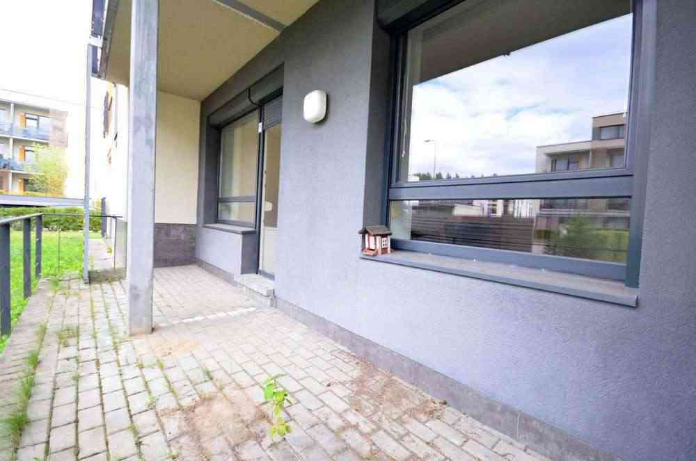 Аренда квартиры 46.0 м2, Литва, Вильнюс. Фото