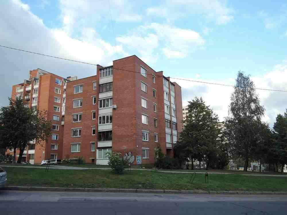 Продажа квартиры 50.0 м2, Литва, Вильнюс