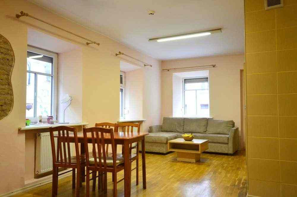 Аренда квартиры 45.0 м2, Литва, Вильнюс. Фото