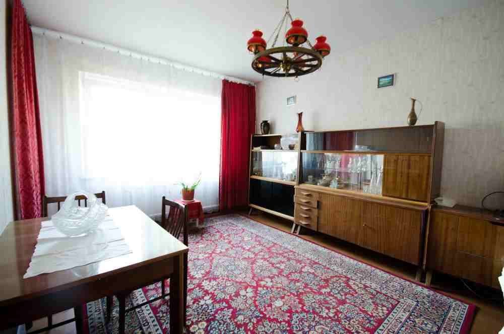 Аренда квартиры 56.0 м2, Литва, Вильнюс. Фото