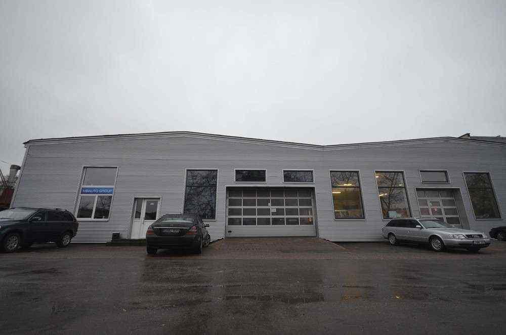 Продаются коммерческие помещения 500.0 м2, Литва, Вильнюс. Фото
