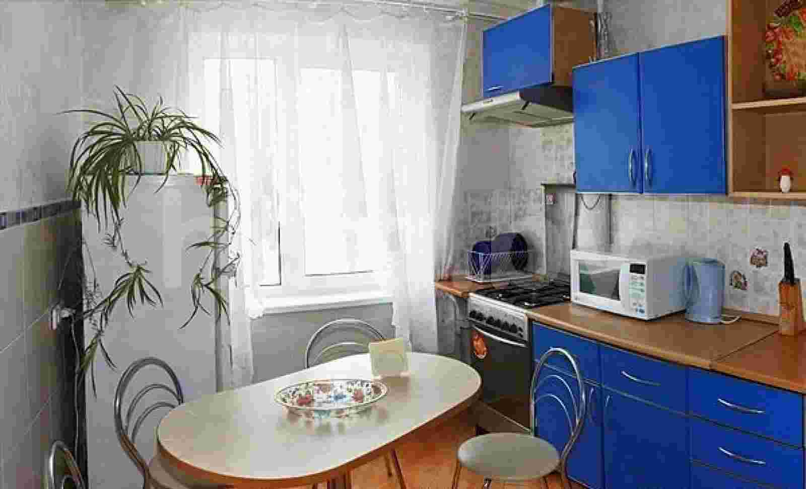 Однокомнатная квартира на ул. Волгоградская. Фото
